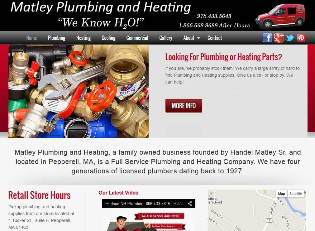 HVAC- Should You Repair or Replace: An Interview with Gary McQuaide of Matley Plumbing & Heating