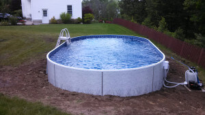 Ayer MA Above Ground Swimming Pool