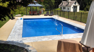 Inground Swimming Pool Nashua NH
