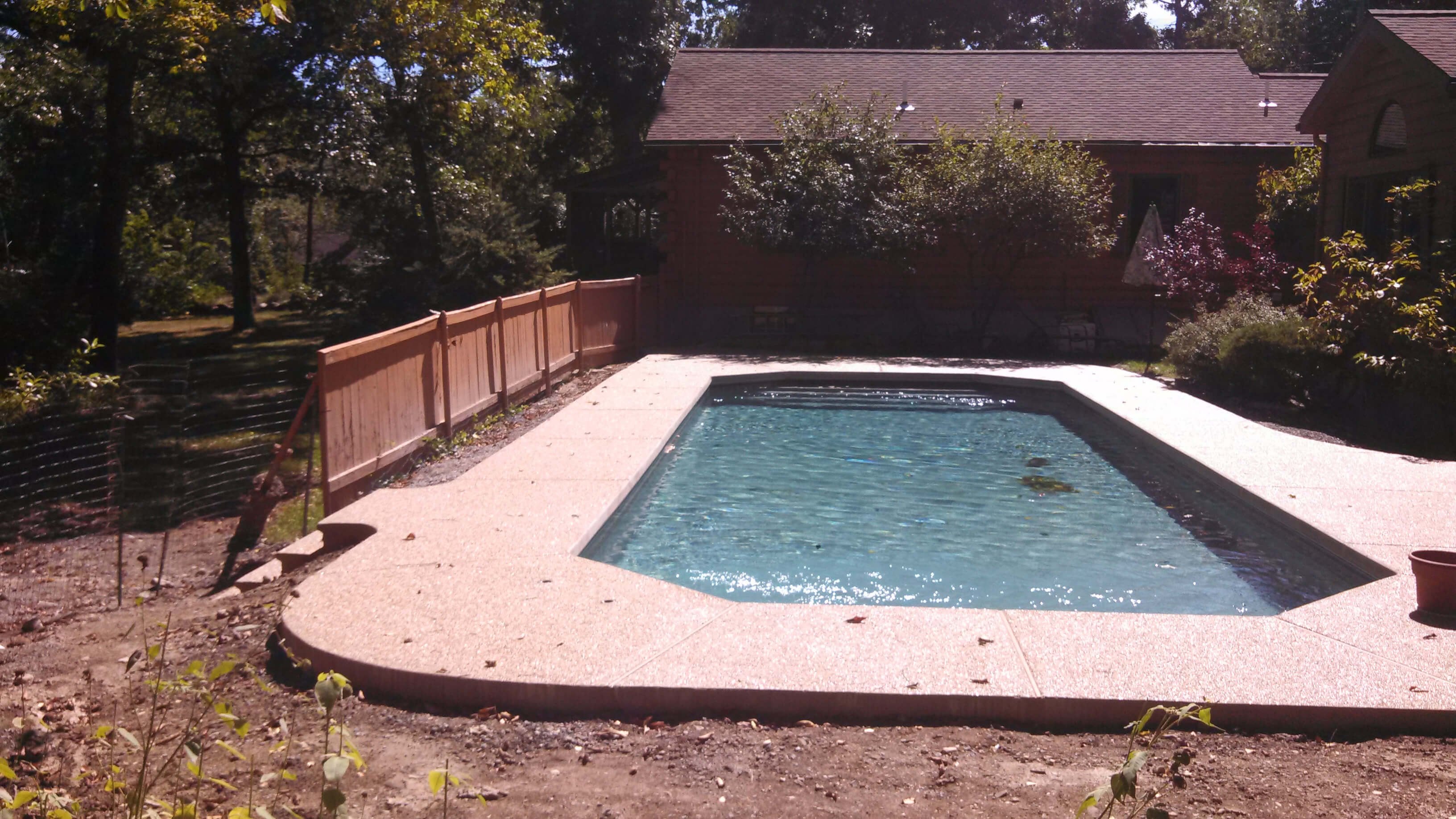 Dunstable Ma Custom Inground Swimming Pool Matley Swimming Pools And Spas