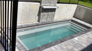 Chelmsford MA Custom Swimming Pool Installation