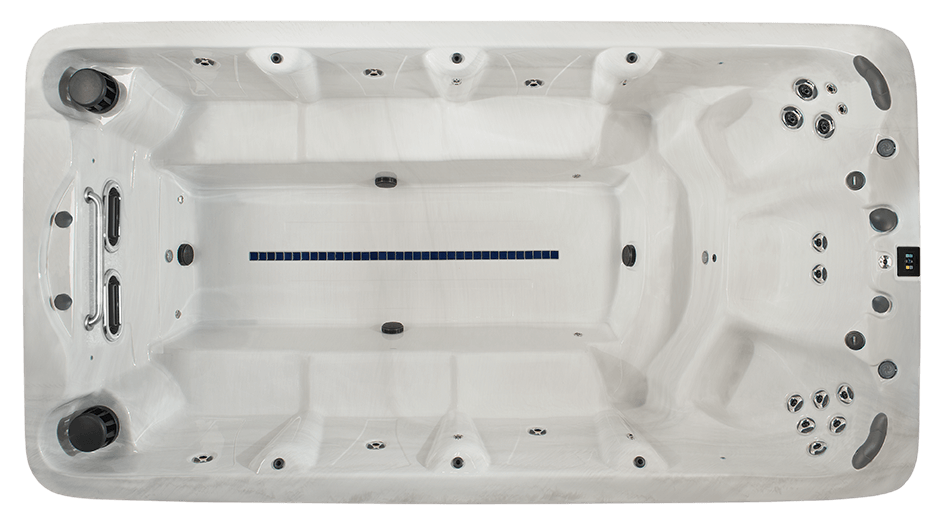 American Whirlpool Swim Spa Model MB4