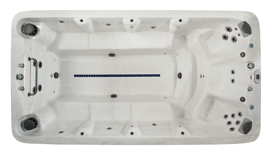 American Whirlpool Swim Spa Model RB4