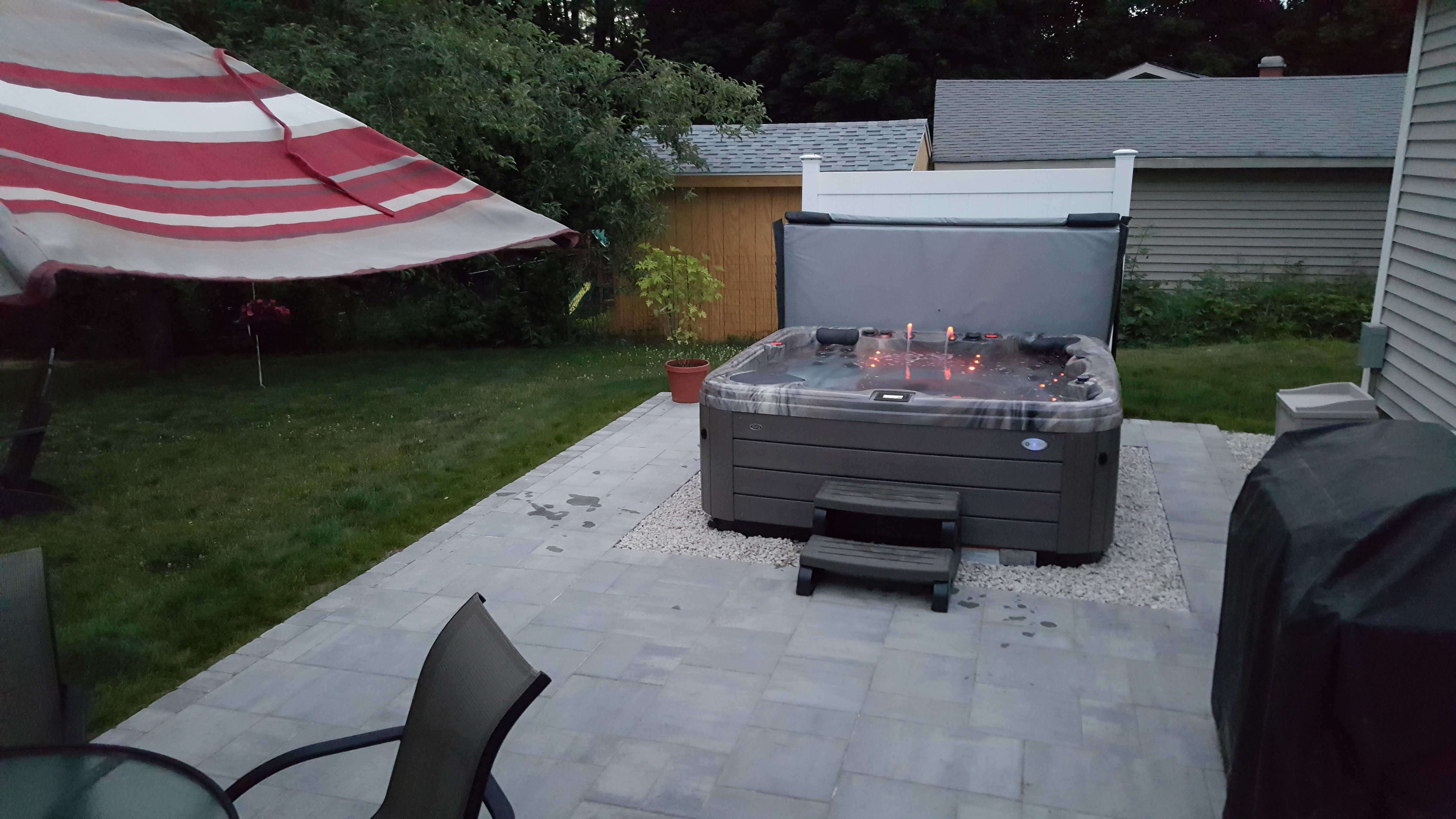 Hot Tub Nashua NH